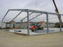 Stahlbau Hallenbau_7