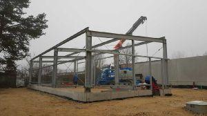 Stahlbau Weigert - Stahlhallenbau_1