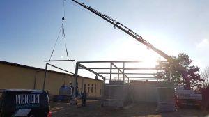 Stahlbau Weigert - Stahlhallenbau_2
